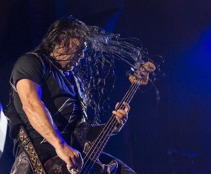 Metallica no Palco Mundo (Foto: Felipe Monteiro/Gshow)
