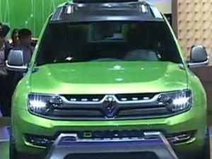 Renault Duster (Foto: Reprodução/G1)