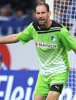 Tom Starke goleiro do Hoffenheim (Foto: AFP)