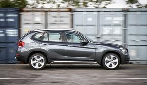 BMW X1 sDrive 20i (Foto: Rafael Munhoz)