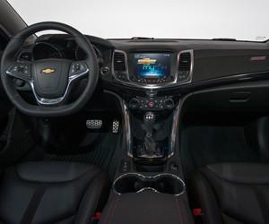 Chevrolet SS (Foto: Divulgação)