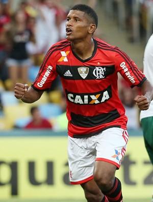 Marcio Araujo Flamengo x Palmeiras (Foto: André Durão / Globoesporte.com)