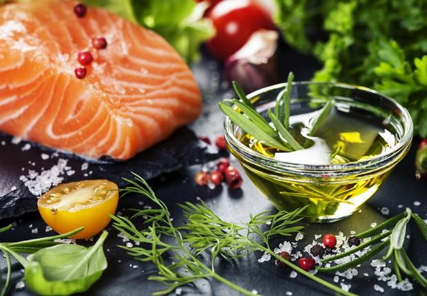 Dieta mediterrânea ajuda a manter o cérebro saudável