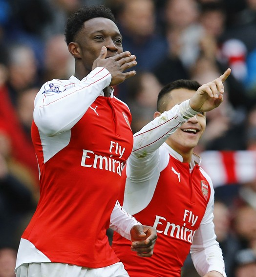 Well, Well, Welbeck (Reuters)