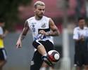 Lucas Lima e Renato desfalcam o Santos contra o Ituano nesta terça