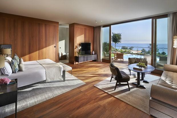 hotel na turquia banhado pelo sol casa vogue hot is. Black Bedroom Furniture Sets. Home Design Ideas