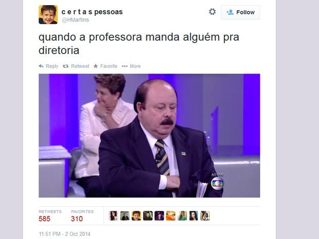 Levy Fidelix vira meme (Foto: Reprodução)