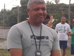 Fernando Castelo Branco, técnico São José-MA (Foto: Bruno Alves)