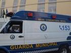 Guardas municipais de São Carlos treinam para manusear armas de fogo
