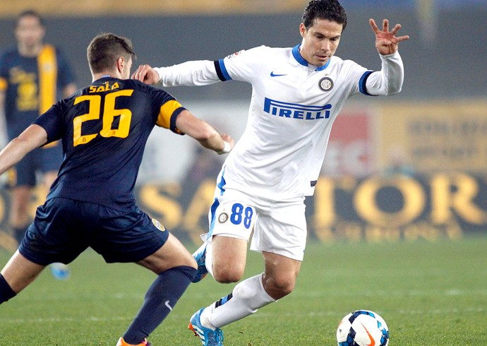 "Hernanes: ""Strong push to finish season"""