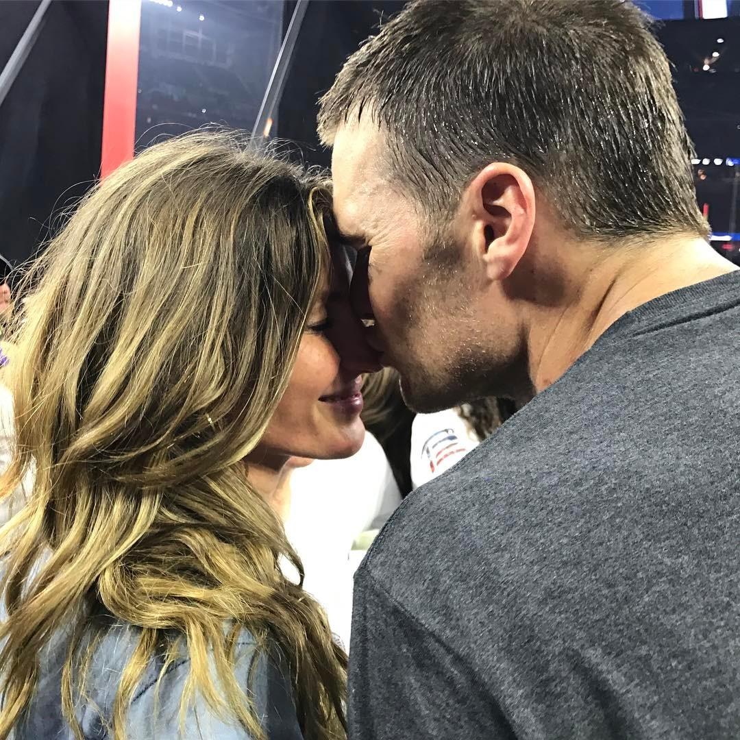 Gisele e Brady (Foto: Reprodução/Instagram)