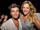 Giovanna Ewbank e Bruno Gagliasso curtem réveillon em Noronha