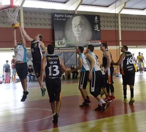 basquete maranhense (Foto: Divulgação / Gilberto Leda)