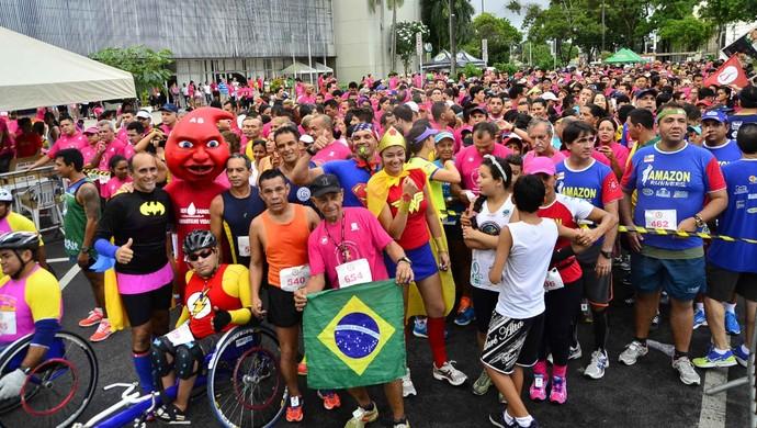 corrida de rua (Foto: Divulgação)