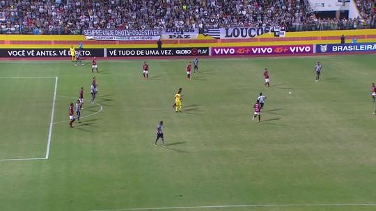 Após empate, João Paulo Sanches diz que ansiedade atrapalha o Atlético-GO