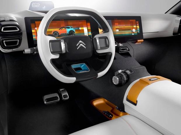Citroën Aircross Concept (Foto: Divulgação)