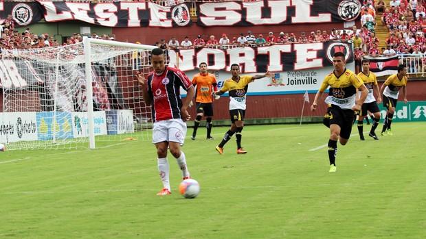 Joinville x Criciúma  (Foto: Assessoria/Joinville EC)