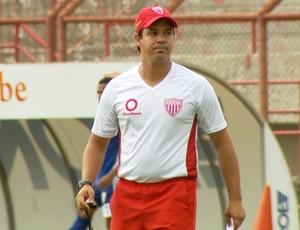 Dado Cavalcanti, técnico do Mogi Mirim (Foto: Carlos Velardi / EPTV)