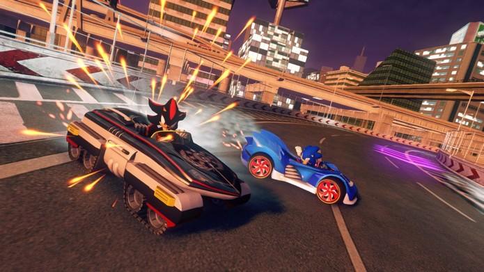 Sonic & All-Stars Racing Transformed (Foto: Divulgação/SEGA)
