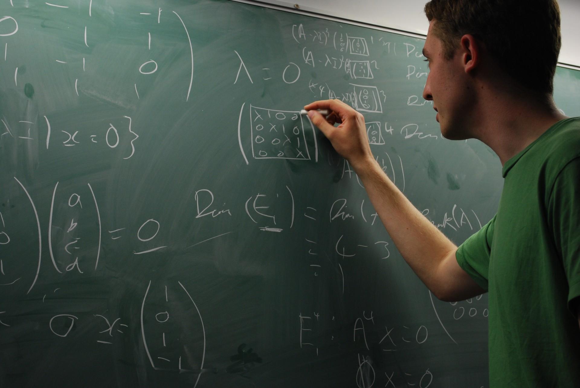 Matemáticos são disputados por bancos e consultorias financeiras (Foto: stuartpilbrow/flickr/creative commons)