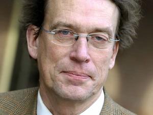 O senador holandês Willem Witterveen era casado e deixa um filho e uma filha, segundo informações do Senado da Holanda (Foto: AFP/Paul Dijkstra/ANP)