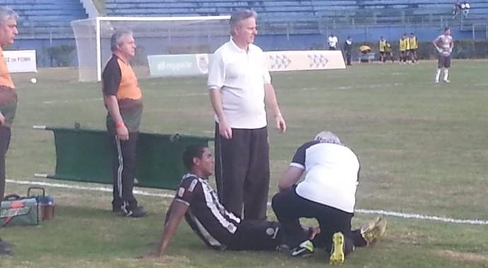 Élder Santana Tupi-MG (Foto: Bruno Ribeiro)