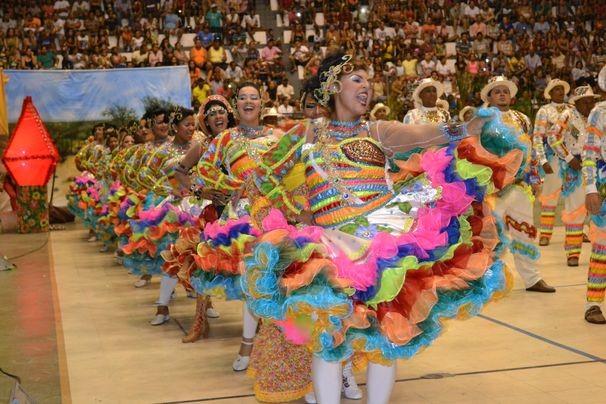 Pioneiros da Roça levantou o público presente (Foto: Divulgação/ TV Sergipe)