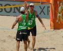 """Alison e Bruno creditam vaga olímpica à equipe de apoio: """"É uma empresa"""""""