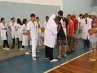 Tartarugão, em Vila Velha, tem 7 mil doses de vacina contra febre amarela