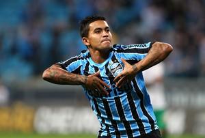 Dudu Grêmio Chapecoense Arena Campeonato Brasileiro (Foto: Lucas Uebel/Grêmio FBPA)
