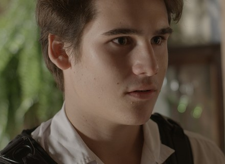 Rodrigo pergunta se Jorge atropelou Ciça