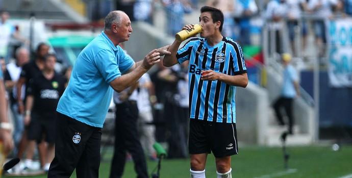matías rodríguez felipao gremio (Foto: Lucas Uebel/Grêmio)