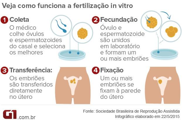 Número de fertilizações in vitro mais que dobra no Brasil em quatro anos