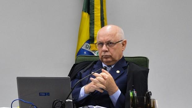 Teori Zavascki (Foto: Valter Campanato/Agência Brasil)