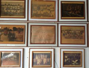 Parede da lembrança do Ypiranga Esporte Clube  (Foto: Ypiranga Esporte Clube/ arquivo pessoal )