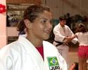 """Sarah revela luta na Bulgária como  1º torneio na 52kg: """"Iniciando no judô"""""""