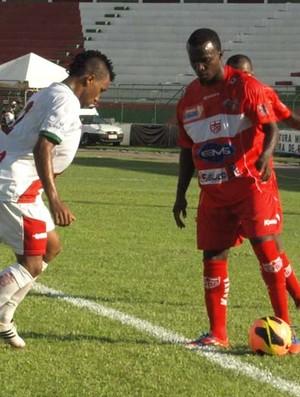 Feirense x CRB (Foto: Júnior de Melo/Ascom CRB)
