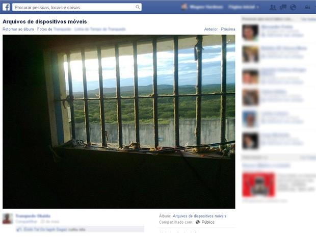 Apenados utilizavam rede social para escolher vítimas que eram extorquidas por meio de telefone celular (Foto: Reprodução: Facebook)