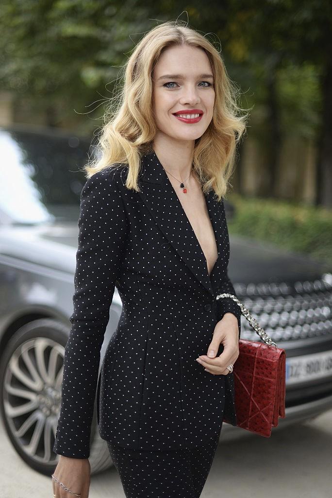 Natalia Vodianova (Foto: Getty / Vanni Bassetti / Stringer)
