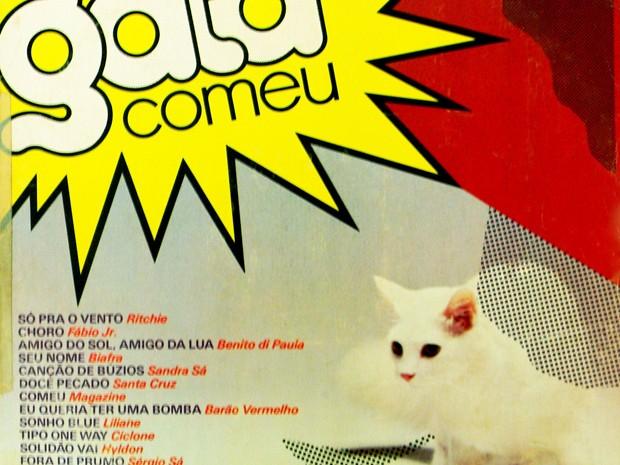 Trilha Sonora de A Gata Comeu