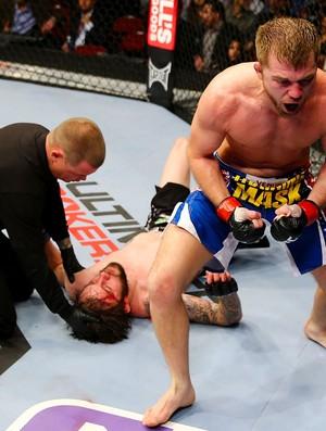 Bryan Caraway UFC 159 (Foto: Getty Images)
