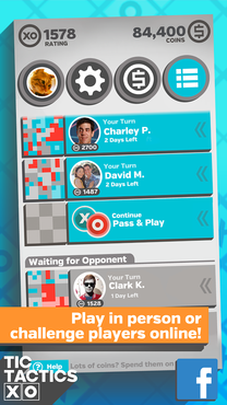 screenshot de Tic Tactics
