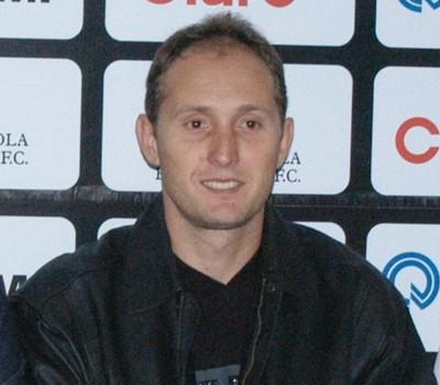 Gléguer Zorzin Goleiro (Foto: Francisco Godoy / Diario SBO)
