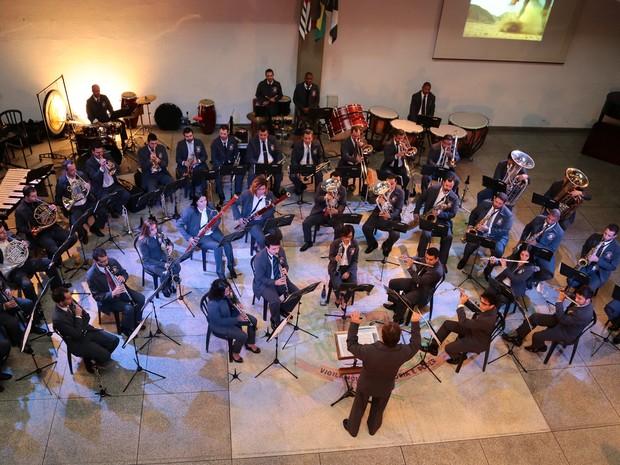 Banda Sinfônica se apresenta em Nova Odessa (Foto: Divulgação/Prefeitura de Nova Odessa)