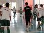 Chuvas atrapalham treinos e programação do Luverdense