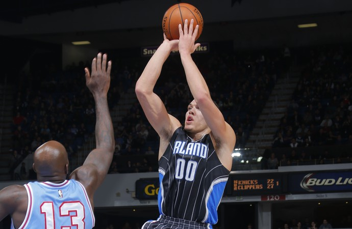 Aaron Gordon Kings x Magic NBA (Foto: Getty)