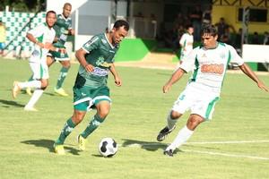 Volante Wellinton Simião do Luverdense (Foto: Assessoria/Luverdense Esporte Clube)