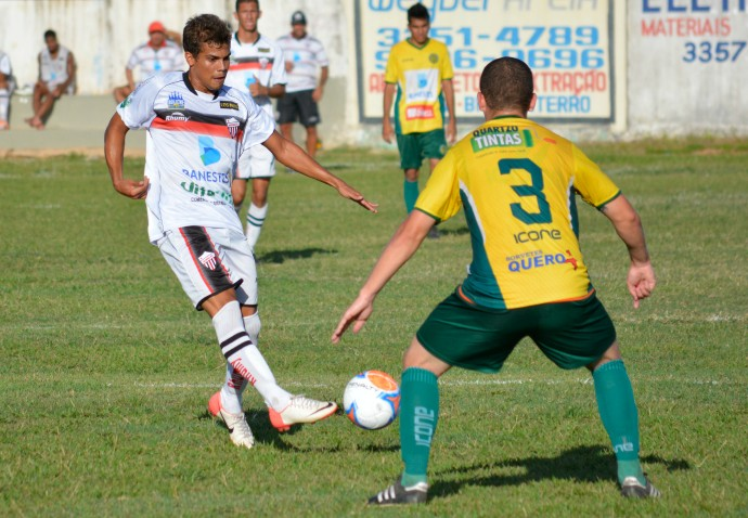 Campeonato Capixaba Série B 2014: Serra x Tupy-ES (Foto: Adriano Barbosa)