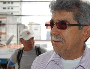 João Grilo, da Junta Governativa do Nacional de Patos (Foto: Renata Vasconcellos)