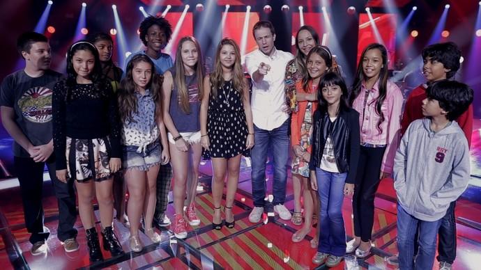Destaque The Voice Kids Web (Foto: Gshow)